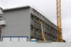 imagens da obra para o lar de idosos casa ozanam j em grande crescimento 12-03-2011 1