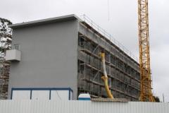imagens da obra para o lar de idosos casa ozanam j em grande crescimento 12-03-2011 2
