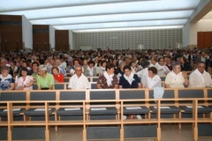 fotos da assembleia na igreja da santissima trindade na peregrinao nacional vicentina a ftima 16-04-2011 8