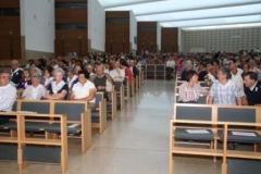 fotos da assembleia na igreja da santissima trindade na peregrinao nacional vicentina a ftima 16-04-2011 9